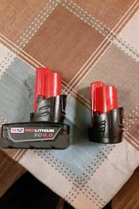 m12 battery 4.0 and 2.0 Frederick, 21703