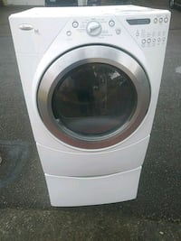 Whirlpool Duet washer and dryer Everett, 98203