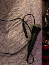 Microphone wired 3.5 Mississauga, L4Y 3M5