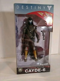 Cayde 6 Destiny action figure