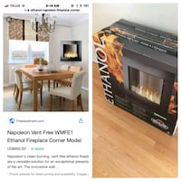 Electric fireplace Brampton