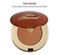 TOO FACED Chocolate Gold Soleil Bronzer Mini Toronto, M8V 3P9