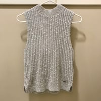 Abercrombie & Fitch Knit Sweater Tank (M) Vancouver, V6M