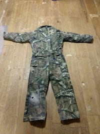 Hunting insulated coveralls Brandon, 39042