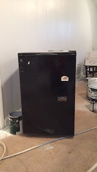 black Haier single-door refrigerator Denison, 75020