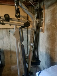 black and gray elliptical trainer Edmonton, T6L 5L3