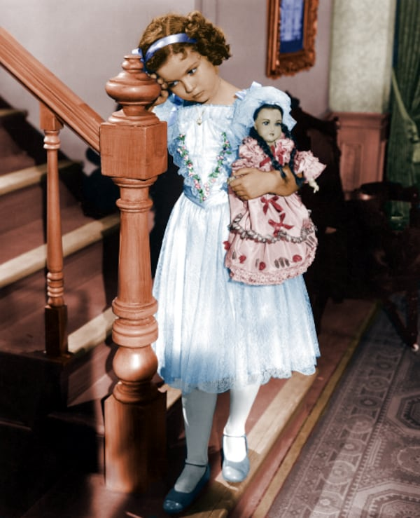 "Shirley Temple in ""The Little Princess"" DVD (Color) 8d386c0d-928a-4222-b126-48b46376841c"