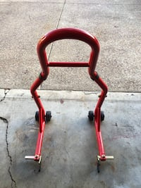 Motorcycle Stand (rear)