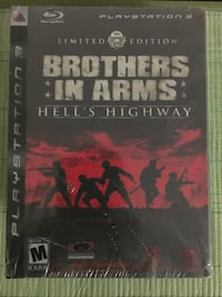 PlayStation 3 Brother In Arms Brand New Laguna Hills, 92653