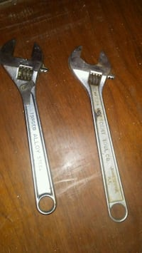 Adjustable Crescent wrenches Penticton
