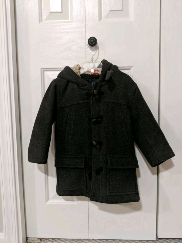 Boys Hooded Winter coat from Gap, 3T