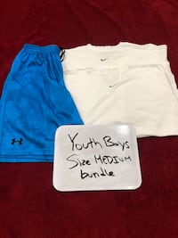 2 Nike shirts and 1 under Armour shorts  Derwood, 20855