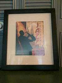 Art Jazz print St. Clair Shores, 48080