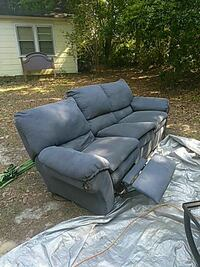 Lane sofa with dual recliners Sumter, 29150