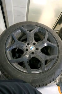 Winter tires and rims BMW X5 Toronto