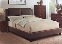 Queen Size Bed with Plush Mattress. Brand New in Box. Miami Gardens, 33014