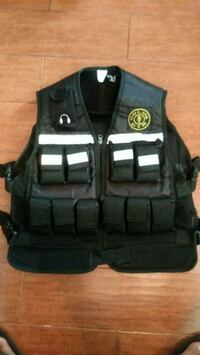 Golds Gym Adult Adj.Weight Vest Conditioning T El Paso, 79936