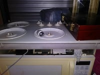 GE Counter top stove  Mission, 78574
