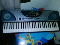 Yamaha keyboard works good create your own music