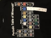 Periodic table of minecraft Mission Viejo, 92692