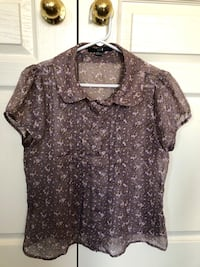 Forever21 blouse medium Toronto, M2N 0G1