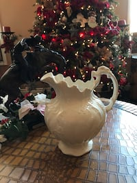 Vintage Ceramic Pitcher Riverside, 92503