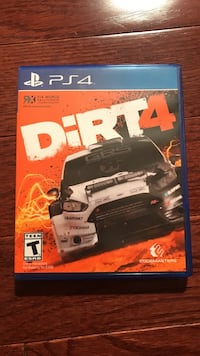 Dirt 4 for ps4 Boonsboro, 21713