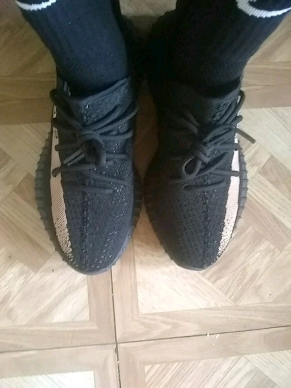 low priced bfc74 d0015 adidas Yeezy Boost 350 V2 (Black / Copper)