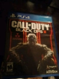Call of duty black ops 3 for ps4 like new Martinsburg, 25404