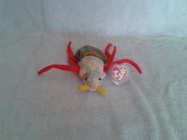 Ty Beanie Baby Scurry the Beetle