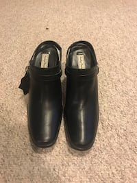 Women's size 8 leather Harley Davidson shoes never worn