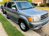 Toyota - Sequoia - 2002 Sterling