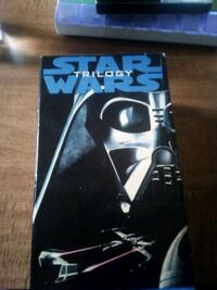 Star wars trilogy box set in excellent condition  Hampton, 23666