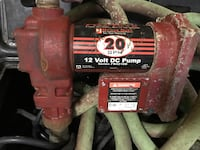 red and black 12 volt dc pump Plaucheville, 71362
