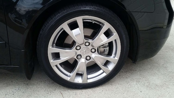 Used In Acura TL Advance Wheels And Tires For Sale In Acworth Letgo - Tires acura tl