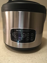 Digital Cook Rice Cooker, Food Steamer & Slow Cooker Los Angeles, 91602