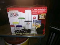 white and red plastic food processor Los Banos, 93635