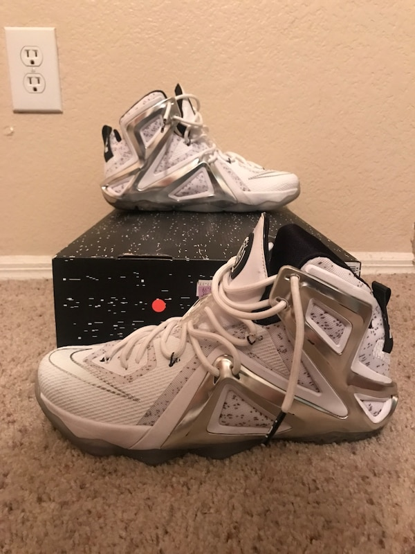 2cdd211cc27 Used Nike Lebron 12 Elite SP Pigalle for sale in Phoenix - letgo