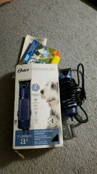 Dog grooming clippers Mississauga, L5J 4H3