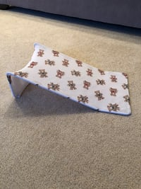 Baby bath mat - seat for infant tub.