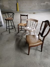 FOR QUICK SALE.VARIETY OF CHAIRS