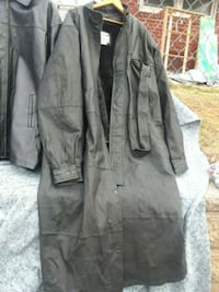 2 MEN'S LEATHER COATS  Baltimore, 21205