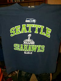 Seattle Seahawks shirt  East Wenatchee, 98802