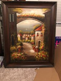Large oil painting Visalia, 93291