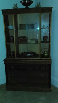 Antique hutch Newark