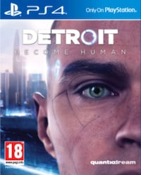 Gioco ps4 detroit Gallarate, 21013