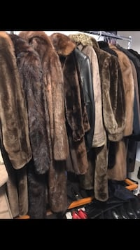 Moving sale ( Fur Coats and Winter Coats) Beaconsfield, H9W 1K3