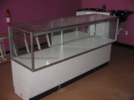 Jewelry Store Display Locking Cabinets, Misc. Cabinets for Sale