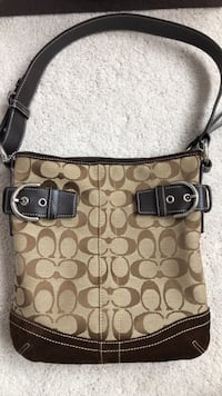 Authentic Coach Purse Hercules, 94547