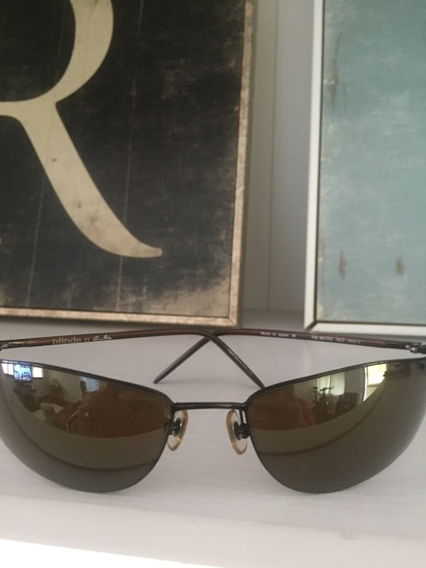 e09409fc144 Used Matrix neo sunglasses by blinde for sale in Honolulu - letgo